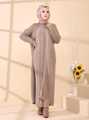 Mink - Unlined - Knit Suits