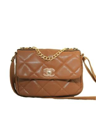 Tan - Crossbody - Shoulder Bags