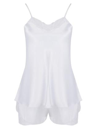 White - Short Set