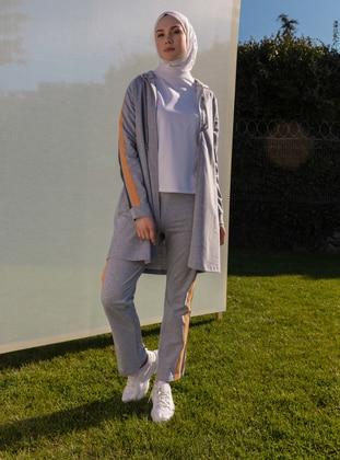 Gray - Suit - ALLDAY
