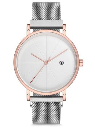 Copper - Silver tone - Watch