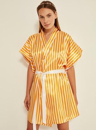 Mustard - Yellow - Morning Robe