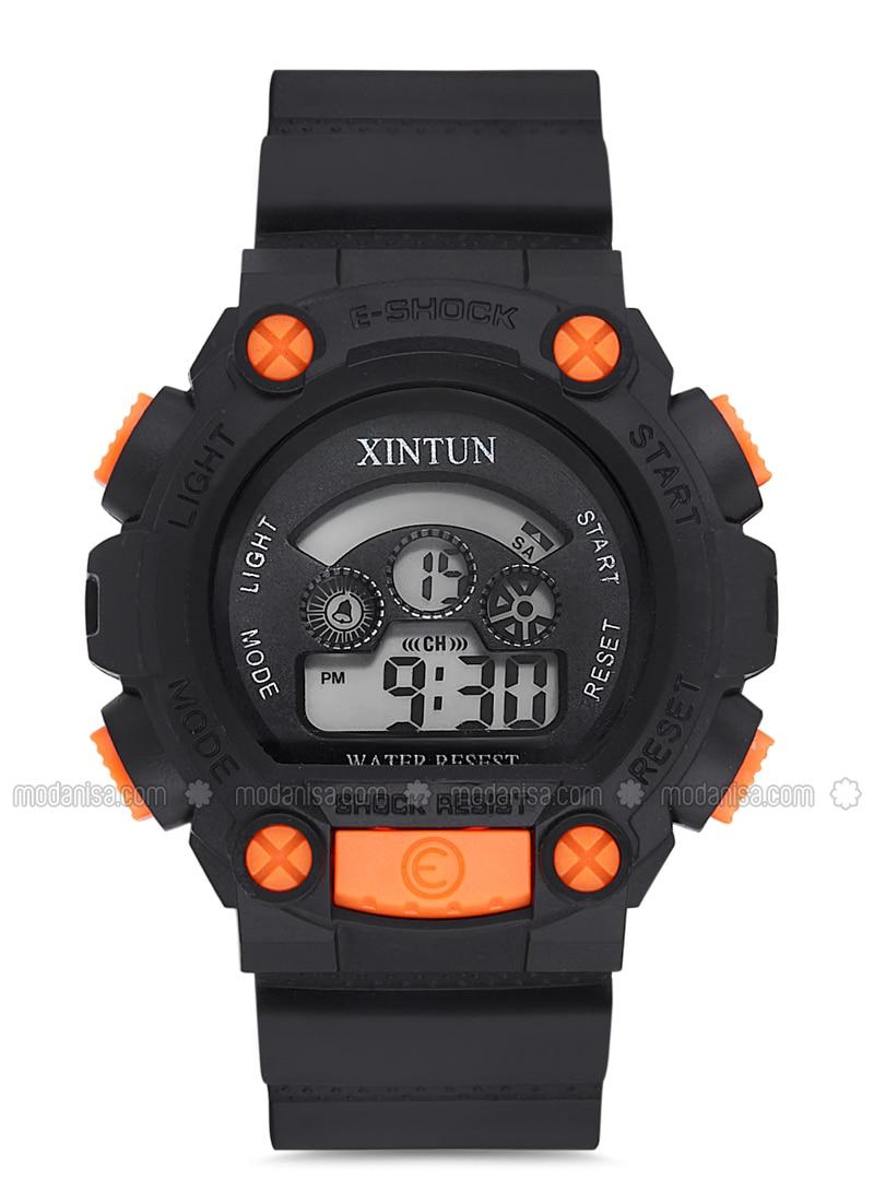 Black - Orange - Watch
