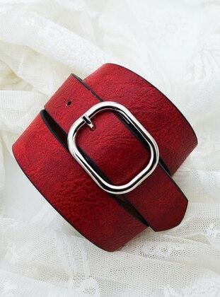 Red - Belt