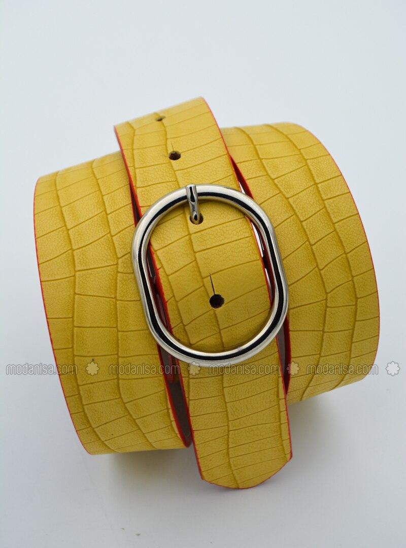 Mustard - Belt