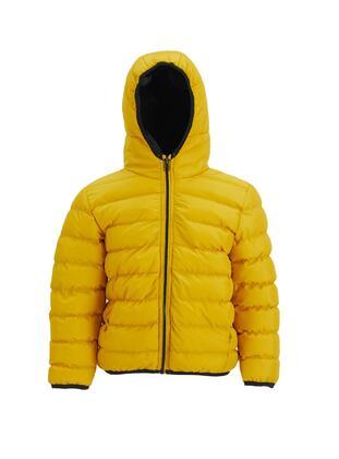 Yellow - Boys` Jacket - DeFacto