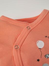 Beige - Baby Suit