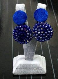 Blue - Earring