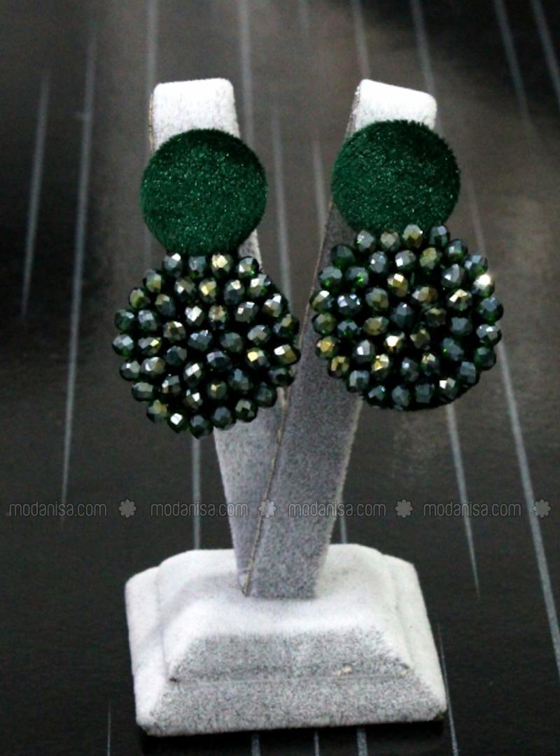 Khaki - Earring