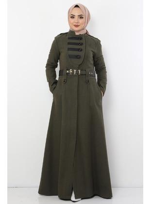 Unlined - Khaki - Coat