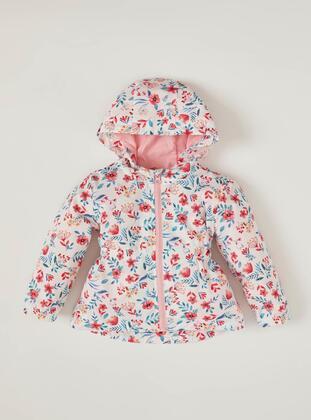 Beige - Baby Jacket - DeFacto