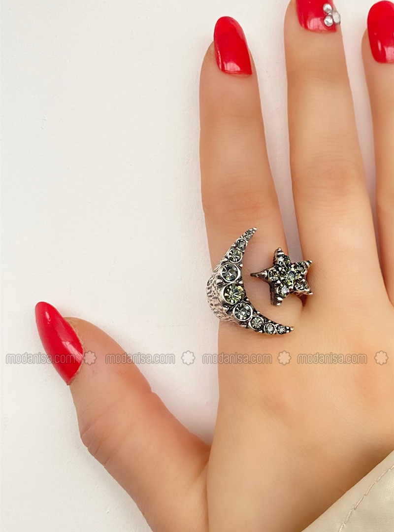 Anthracite - Ring