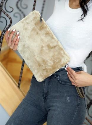 Mink - Clutch - Clutch Bags / Handbags