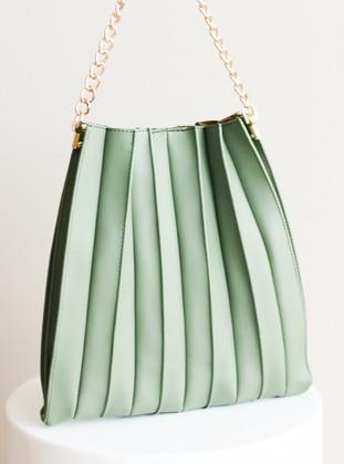 Green - Clutch - Clutch Bags / Handbags