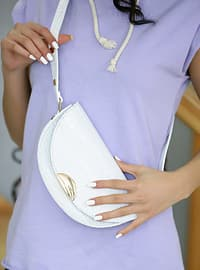 White - Crossbody - Satchel - Shoulder Bags