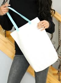 White - Satchel - Shoulder Bags