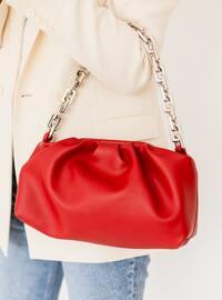 Red - Clutch - Clutch Bags / Handbags