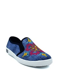 Casual - Blue - Casual Shoes