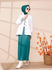 Emerald - Unlined - Skirt