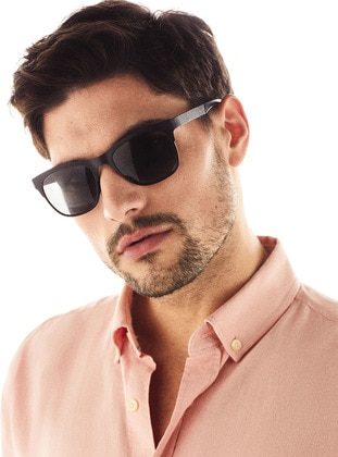 Black - Sunglasses - Avon