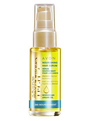 Moroccan Argan Oil Nourishing Hair Serum 30ml - Avon