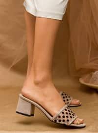 Nude - Sandal - Slippers