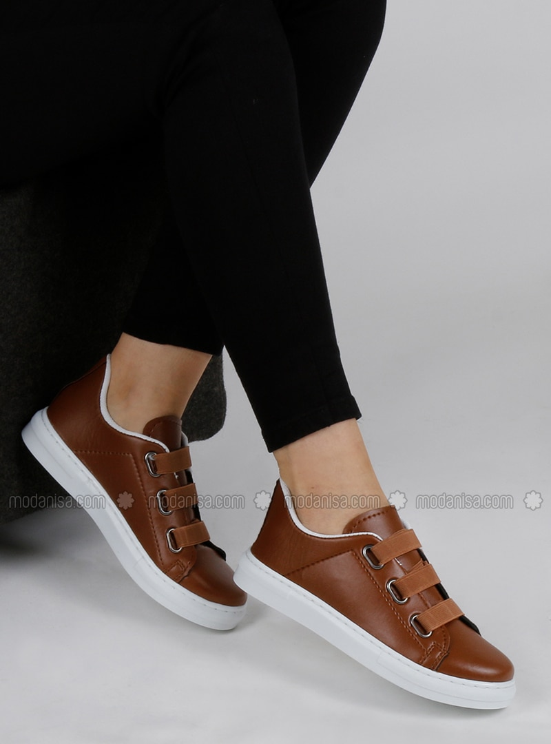 Tan - Tan - Sport - Sports Shoes - Snox