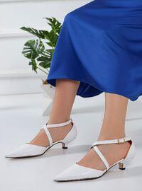 White - Heels