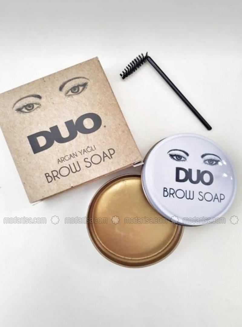 Argan Oil Eyebrow Fixer Soap 20ml