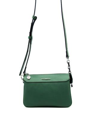 Crossbody - Green - Cross Bag