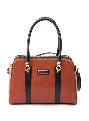 Terra Cotta - Black - Crossbody - Satchel - Shoulder Bags