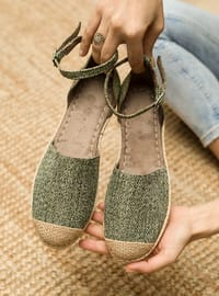 Casual - Green - Casual Shoes
