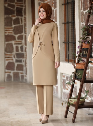 Camel - Camel - Unlined - Evening Suit