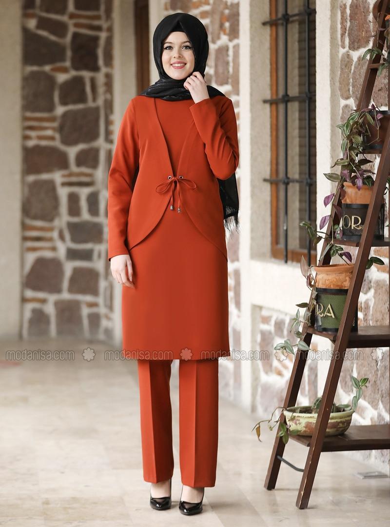 Terra Cotta - Terra Cotta - Unlined - Evening Suit