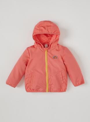 Red - Baby Jacket - DeFacto