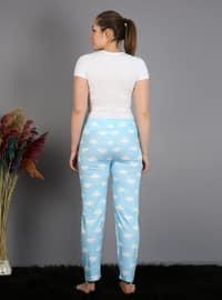 Blue - Multi - Pyjama