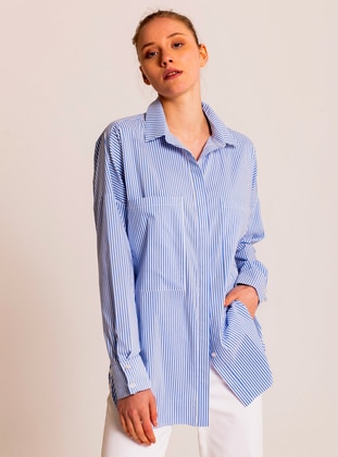 Blue - Swim Hijab