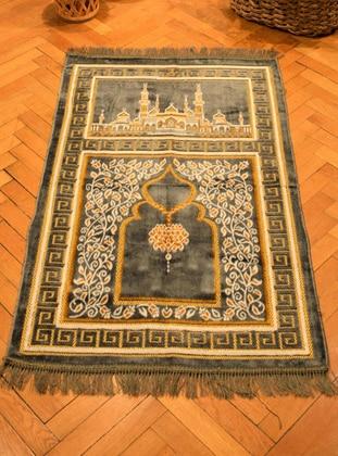 Gray - Prayer Rugs