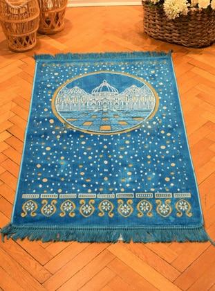 Turquoise - Prayer Rugs