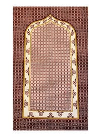 Maroon - Prayer Rugs