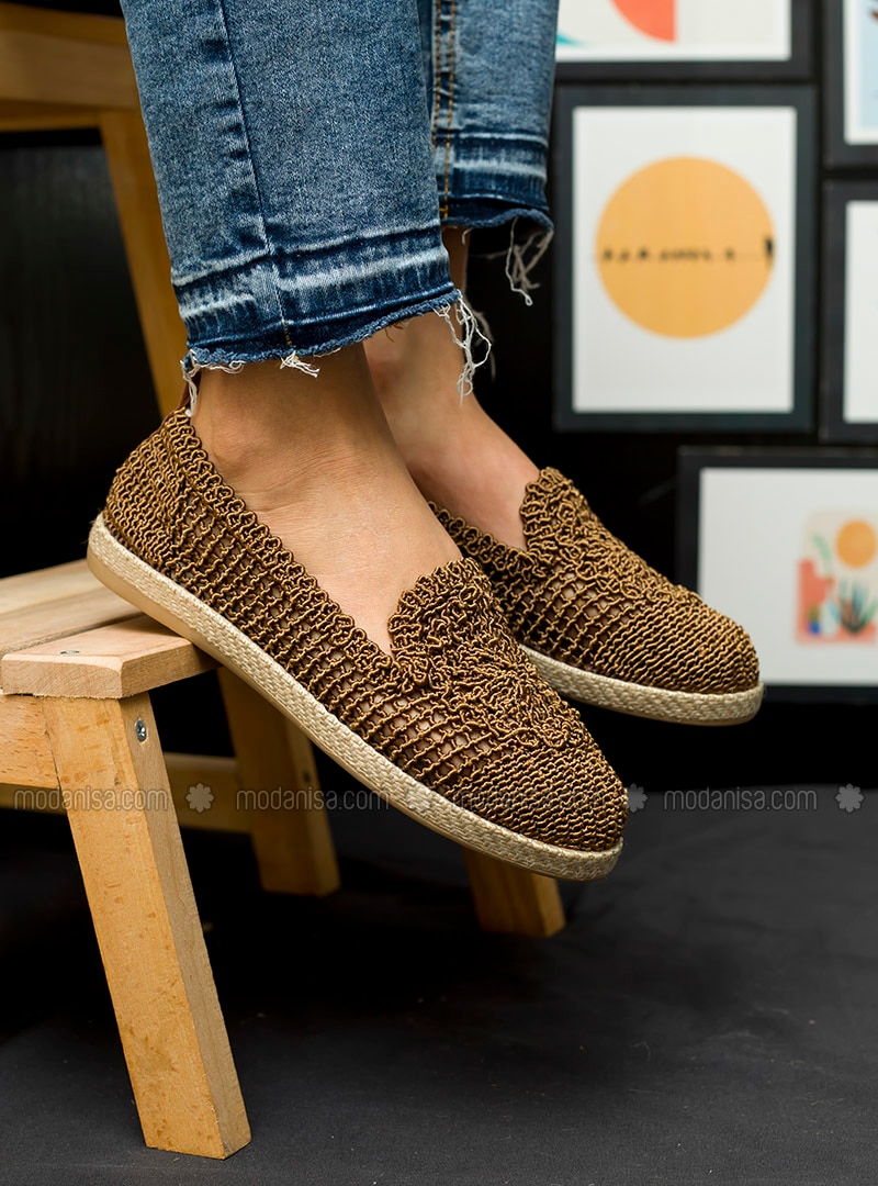 Casual - Brown - Casual Shoes