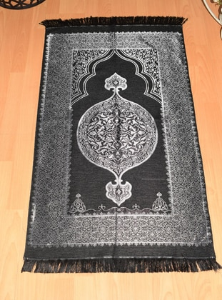 Black - Prayer Rugs