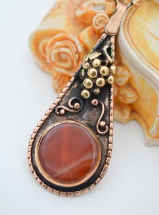 Copper - Necklace