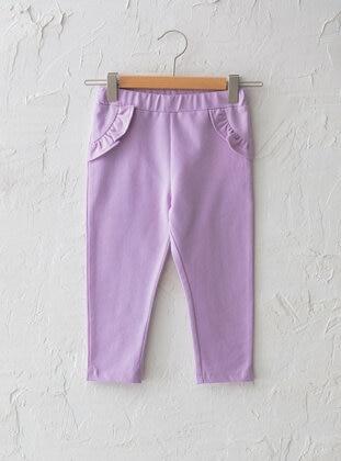 Lilac - Baby Sweatpants
