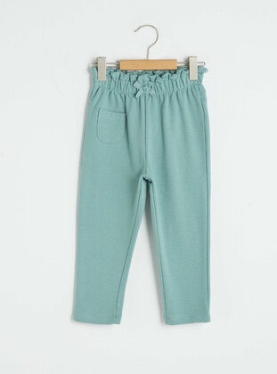 Green - Baby Sweatpants