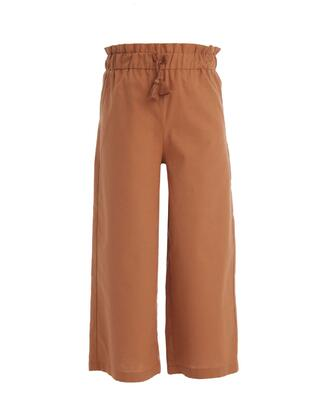 Brown - Girls` Pants