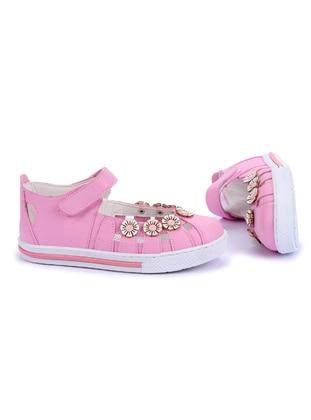 Pink - Girls` Sandals - Kiko Kids