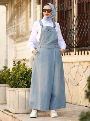 Blue - Overalls