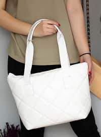 White - Satchel - Shoulder Bags