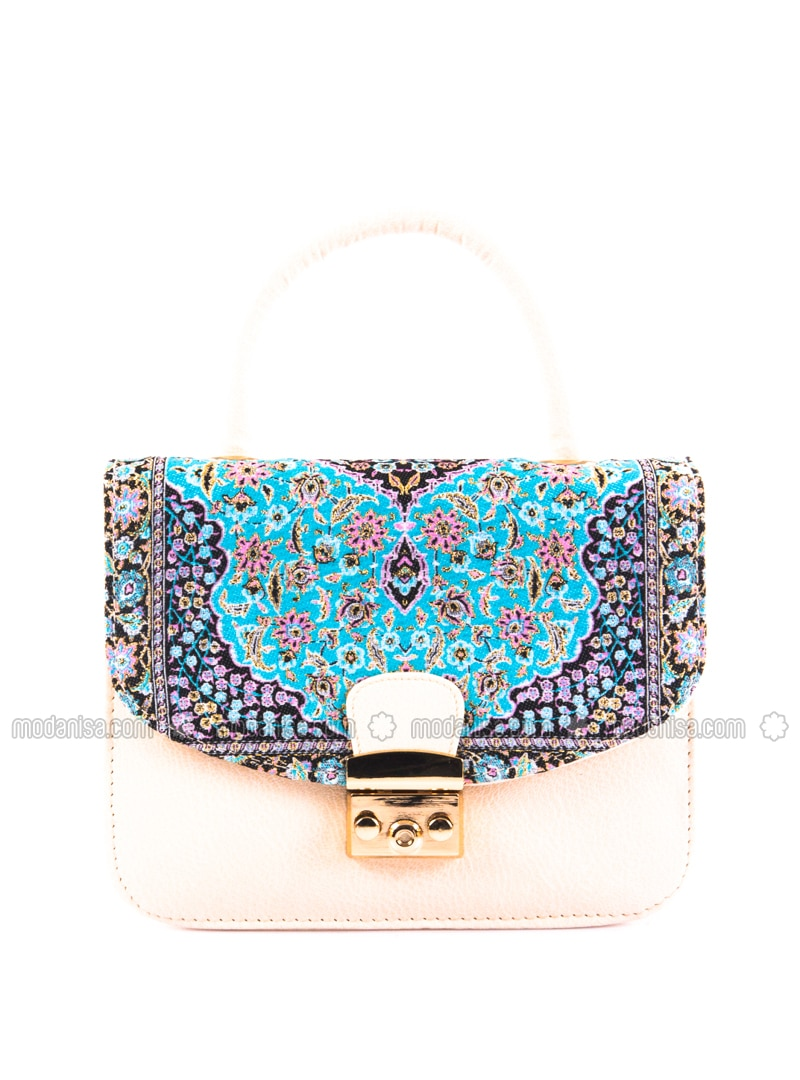 Turquoise - Satchel - Shoulder Bags
